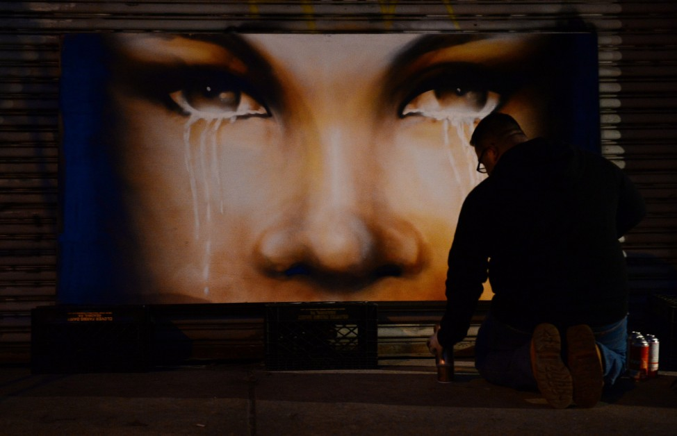 New York Graffiti-Zentrum 5Pointz