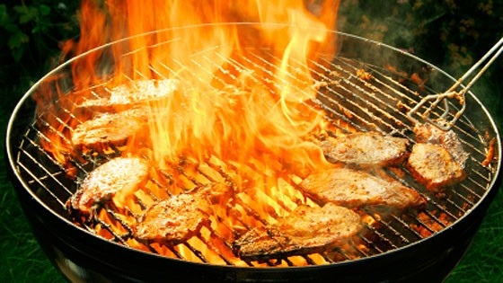 Grillen Grillrost Barbecue