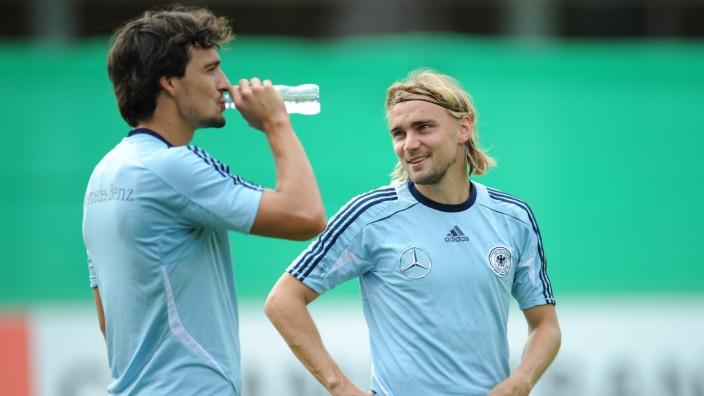 Mats Hummels und Marcel Schmelzer