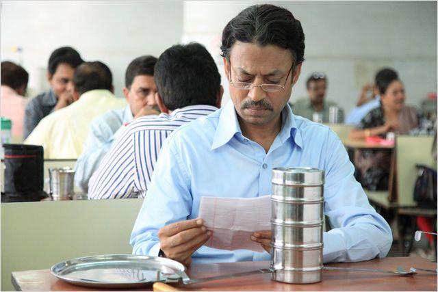 """Irrfan Khan in """"The Lunchbox"""""""
