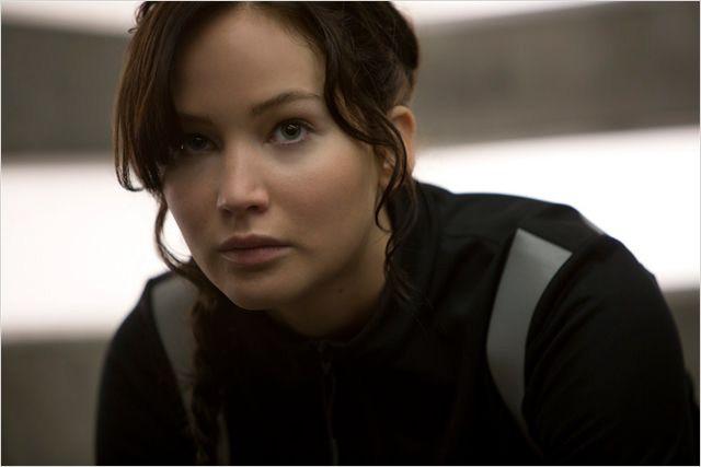 "Jennifer Lawrence in ""Tribute von Panem"""