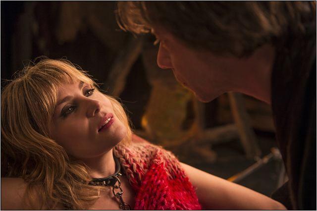 """Emmanuelle Seigner und Mathieu Amalric in """"Venus im Pelz"""""""