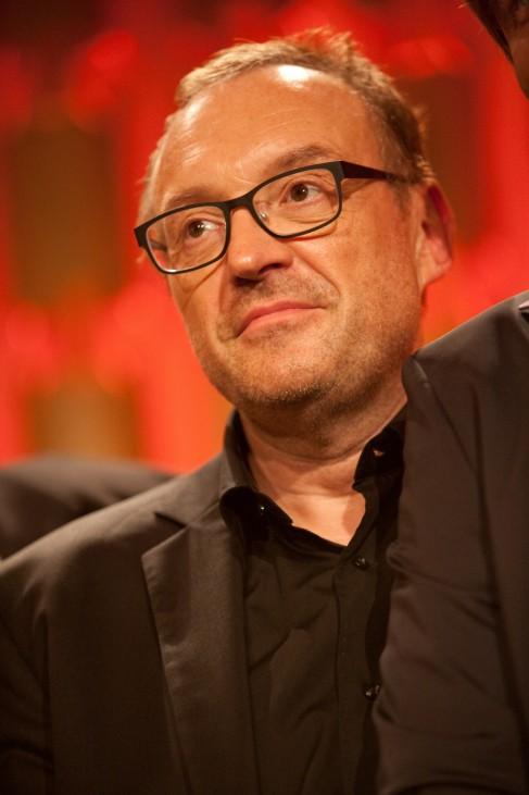 Josef Hader bei der Verleihung des bayerischen Kabarettpreises in München,  2011