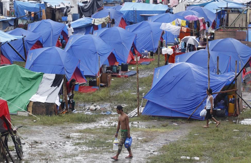 Haiyan typhoon aftermath