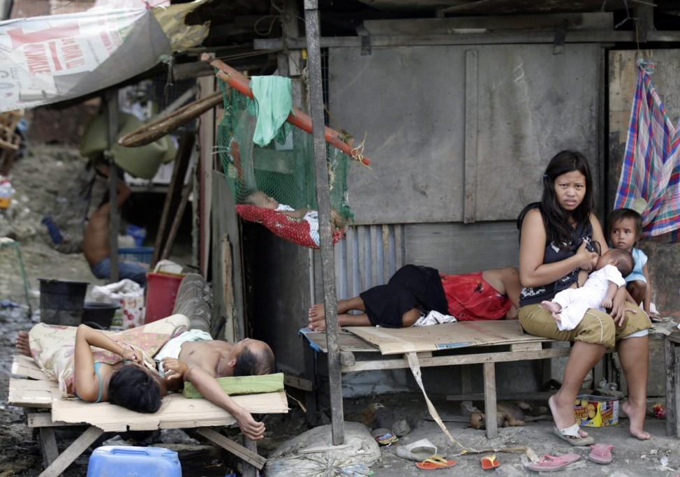 Typhoon Haiyan aftermath
