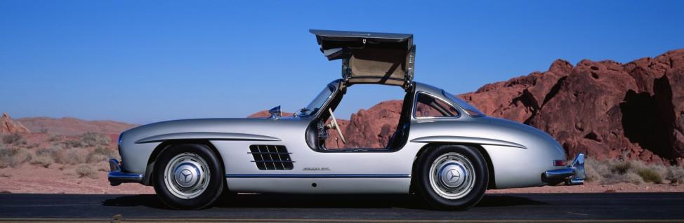 Seit 60 Jahren sportlich und leicht - Der Mercedes SL