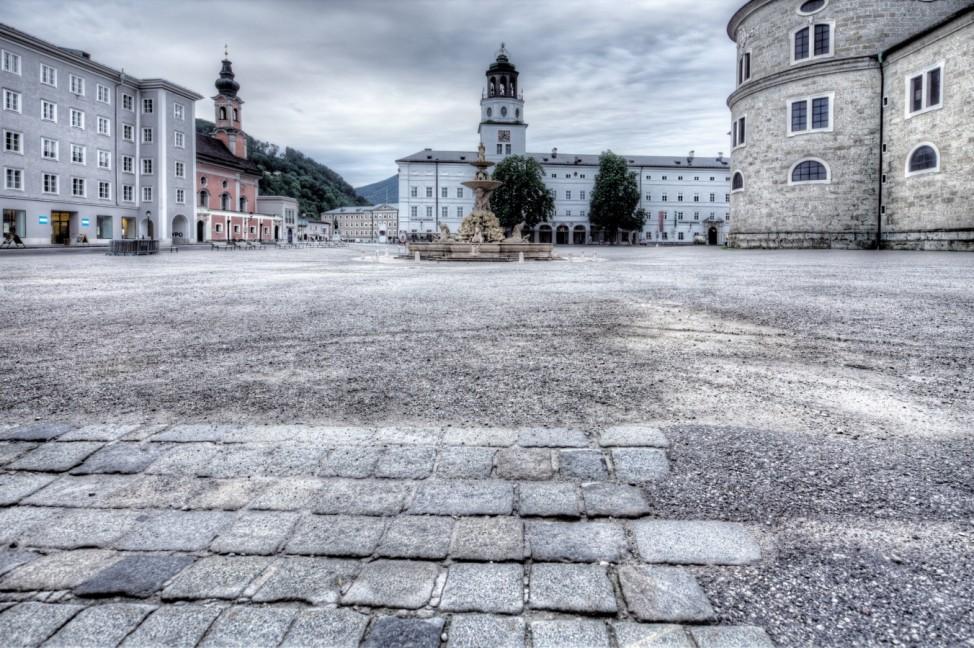 Silent Space Salzburg Bildband Verlag Anton Pustet