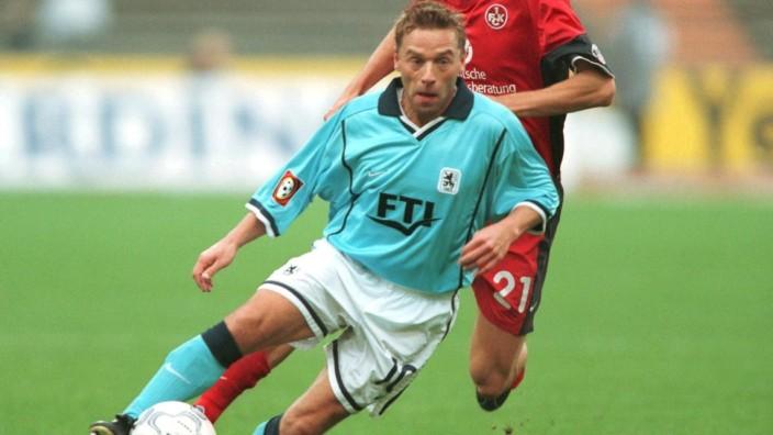 HAESSLER/TSV 1860 MUENCHEN - 1. FC KAISERSLAUTERN 0:4;