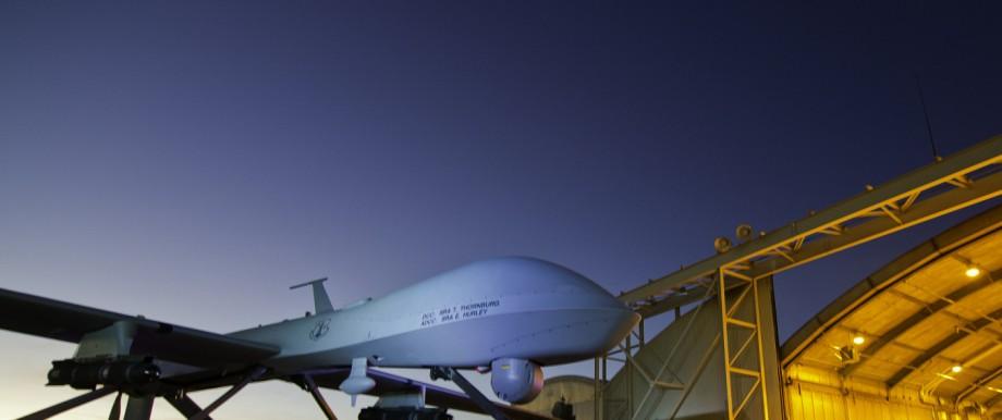 US-Drohne