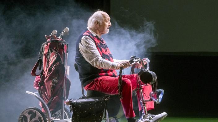Voraufführung 'Der Opa' mit Karl Dall