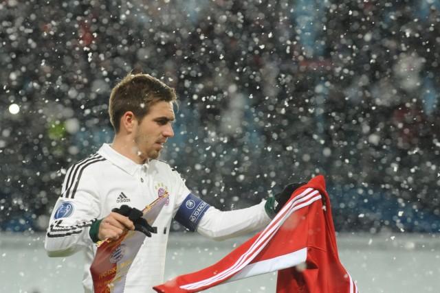 ZSKA Moskau - FC Bayern München