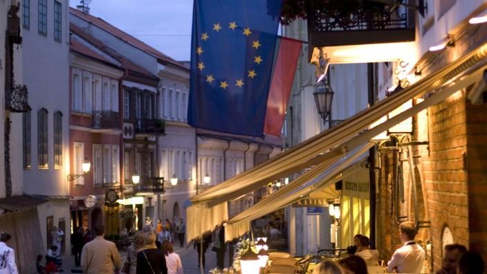 Litauen - Altstadt von Vilnius