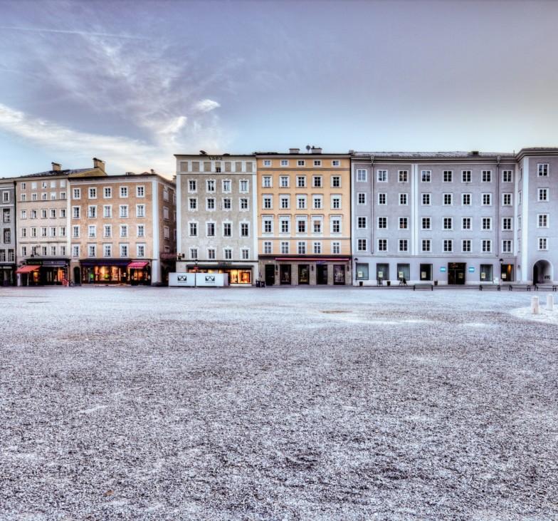 Silent Space Salzburg Bildband