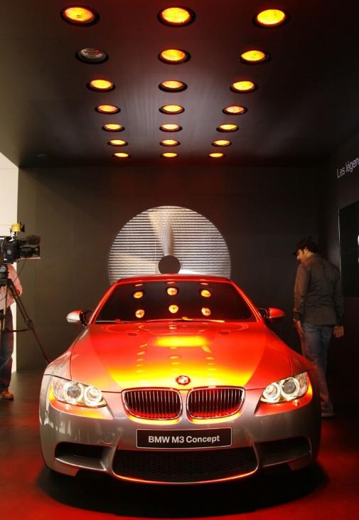 Autosalon Genf - BMW M3 Concept