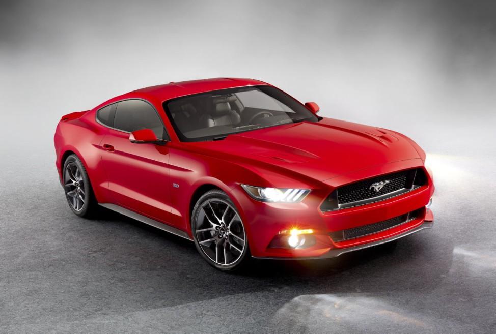 Der neue Ford Mustang ist aggressiver geworden