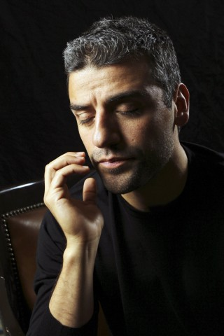 Actor Oscar Isaac poses for a photo in Los Angeles