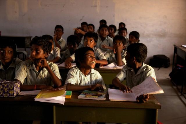 Kinostarts - 'Auf dem Weg zur Schule'