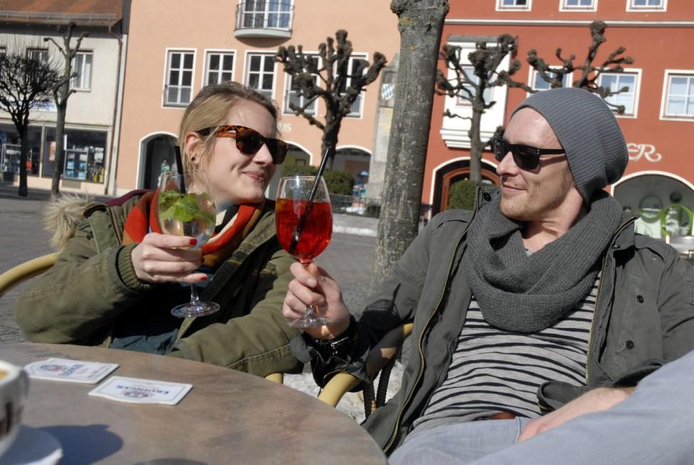 Slow Tourism Café Städtereise