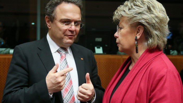 European Interior and Home Affairs ministers council