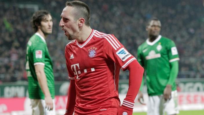 Werder Bremen v FC Bayern Muenchen - Bundesliga
