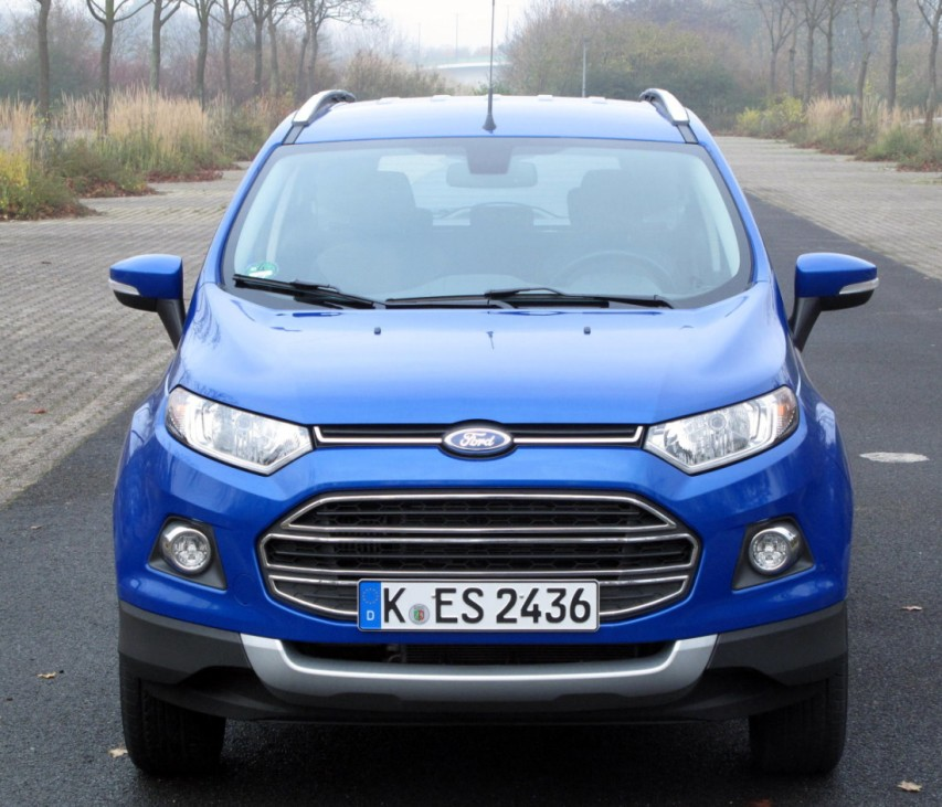 Ford Ecosport, Ford
