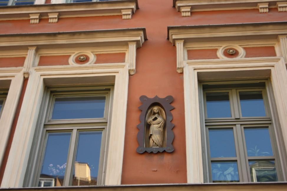 Straßenportrait Klenzestraße