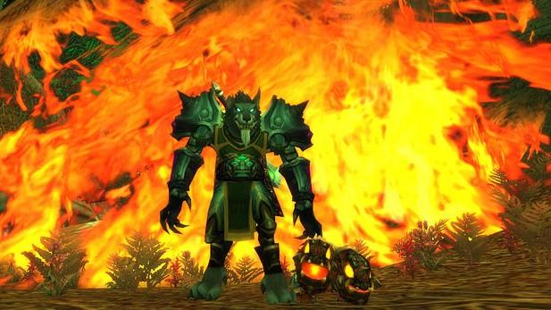 World Of Warcraft NSA Second Life
