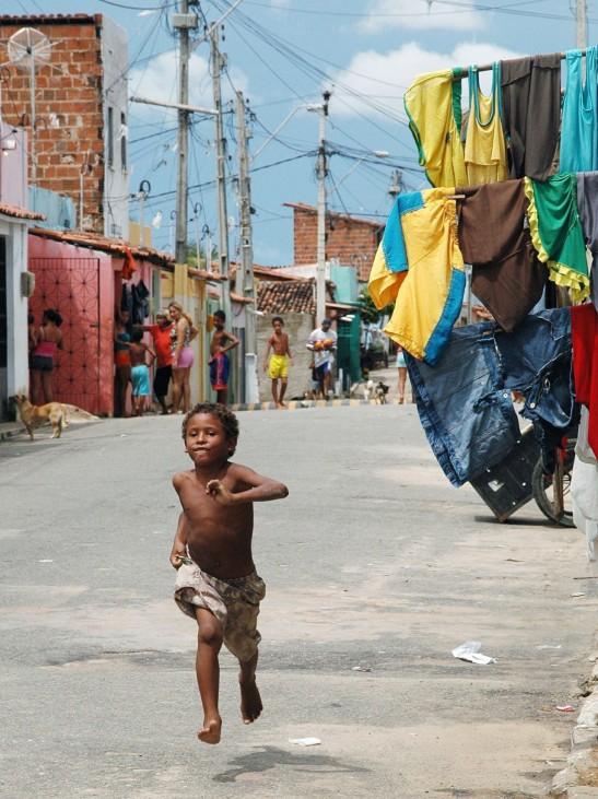 Slum in Fortaleza