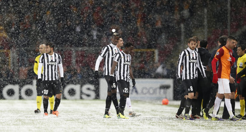 Galatasaray Istanbul vs Juventus FC
