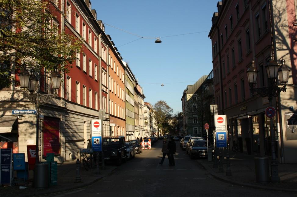 Klenzestraße Straßenportrait