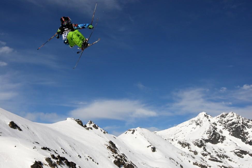 Skifahren Neuseeland Queenstown