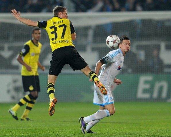 Olympique Marseille - Borussia Dortmund