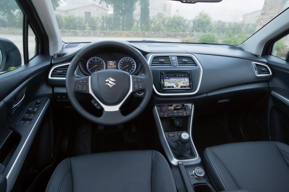 Suzuki SX4 S-Cross, Suzuki, Kompaktwagen, SUV