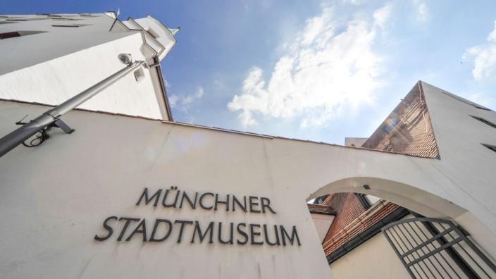 Münchner Stadtmuseum in München, 2013
