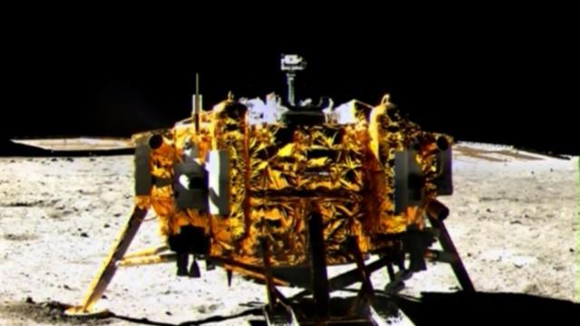 Chang'e 3, Chinas Mondsonde