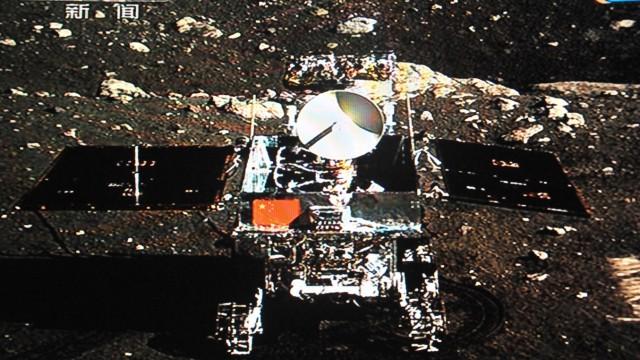 Yutu, Chinas Mond-Rover