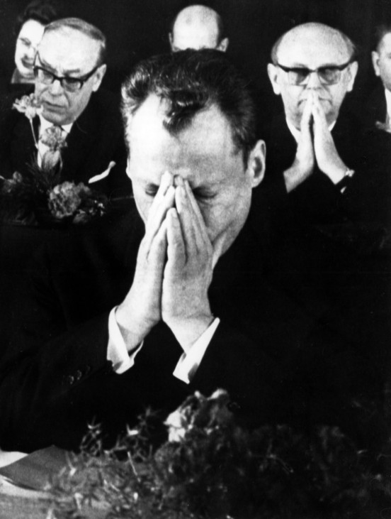 Willy Brandt, 1964