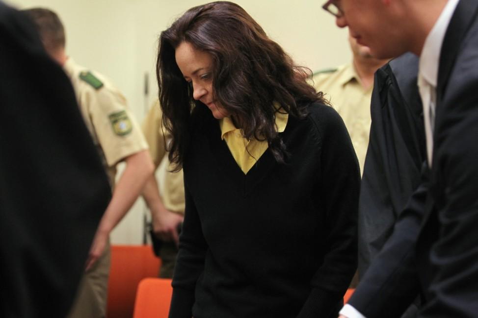 NSU Neo-Nazis Murder Trial: Day Three