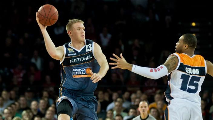 Basketball Johannes Lischka