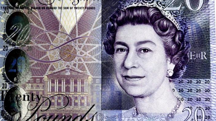 Englische Notenbank