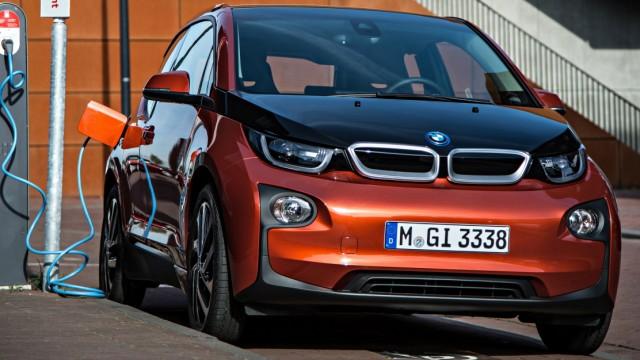 BMW i3, BMW, E-Auto