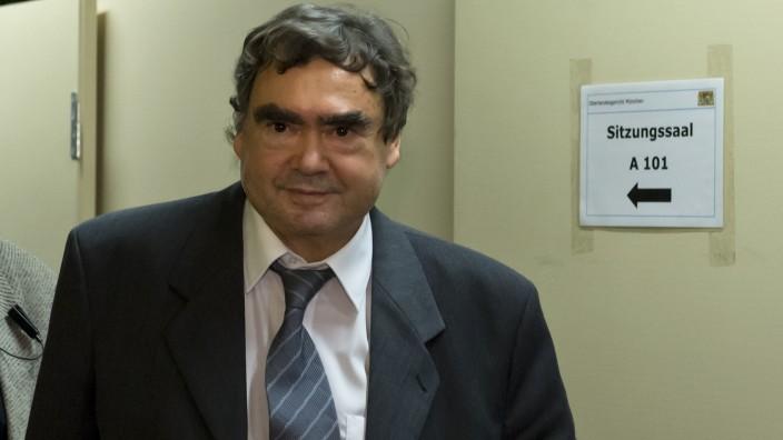 Father Of Uwe Mundlos Testifies In NSU Neo-Nazi Murder Trial