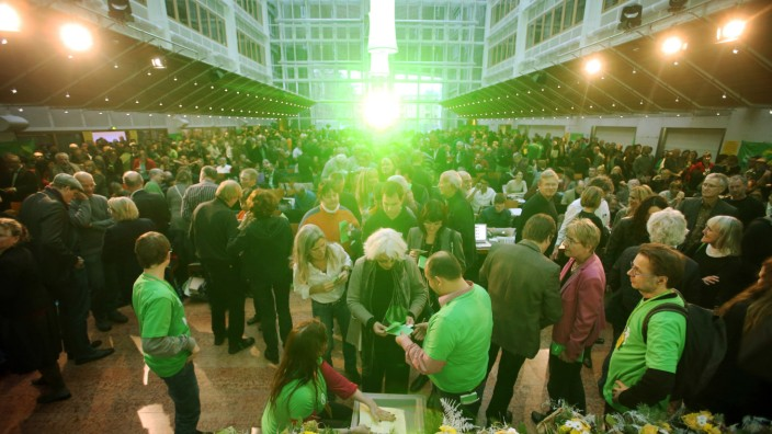 Landesmitgliederversammlung Grüne Hessen