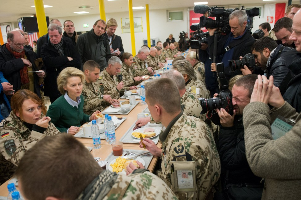 Von der Leyen in Afghanistan