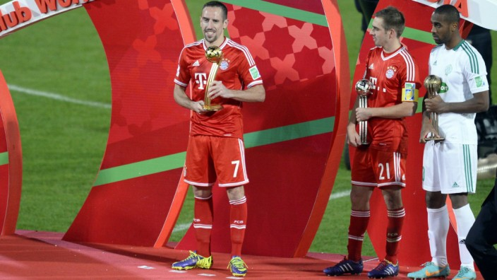 FC Bayern Frank Ribéry