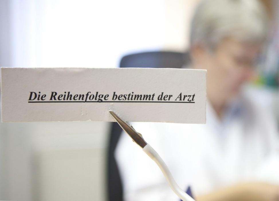 Hausarzthonorare in Thüringen am höchsten