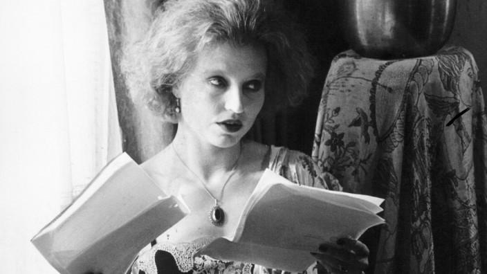 Hanna Schygulla in 'Berlin Alexanderplatz', 1979