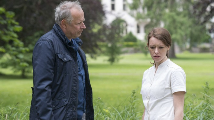 "Tatort Kiel ""Borowski und der Engel"" mit Axel Milberg"