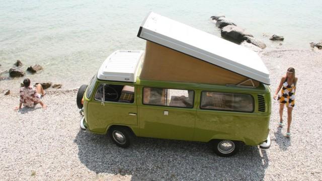 VW Camper, VW, Bulli, T2