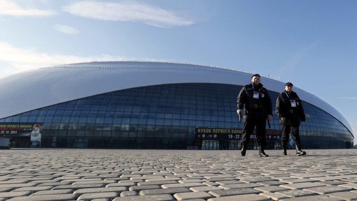 Olympic Winter Games 2014 Venues
